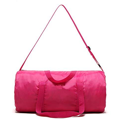 APXZC Tragbare leichte Sport-Sporttasche mit großer Kapazität, Nylongewebe, wasserdichte, Abriebfeste Reißfestigkeit, für Campingausflüge, Reiten, Bergsteigen