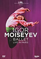 Igor Moiseyev Ballet Live in Paris [DVD] [Import]