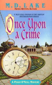Once upon a Crime 0380775204 Book Cover
