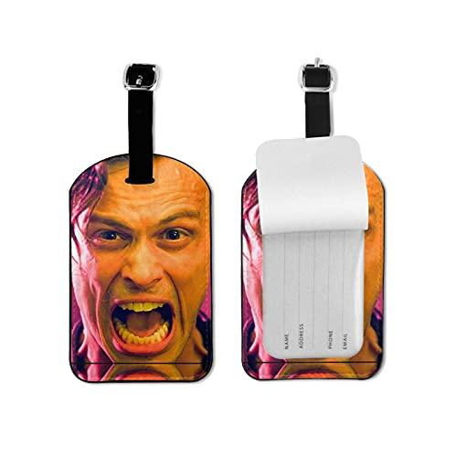 Matthew Gray Guble Etiquetas de equipaje Etiquetas de equipaje de viaje Etiquetas de maleta Etiquetas de tarjeta de visita para viaje de negocios