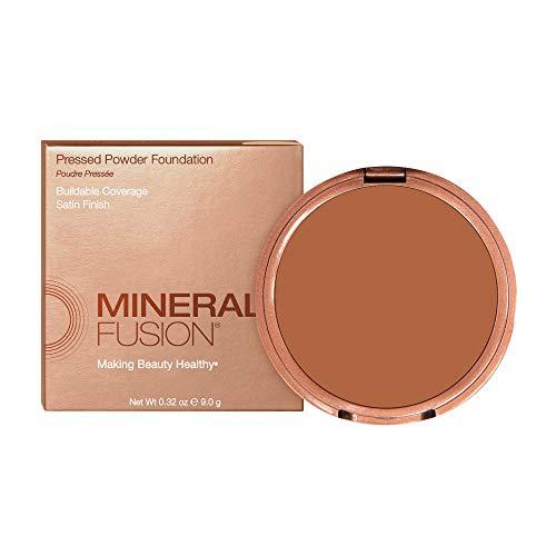 Mineral Fusion Pressed Powder Foundation Deep 3.32 Oz