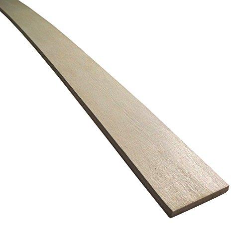 Single 3ft Wooden Replacement Solid Pine Flat Bed Slats Set 915mm Webbed Standard 11 Slat Pack