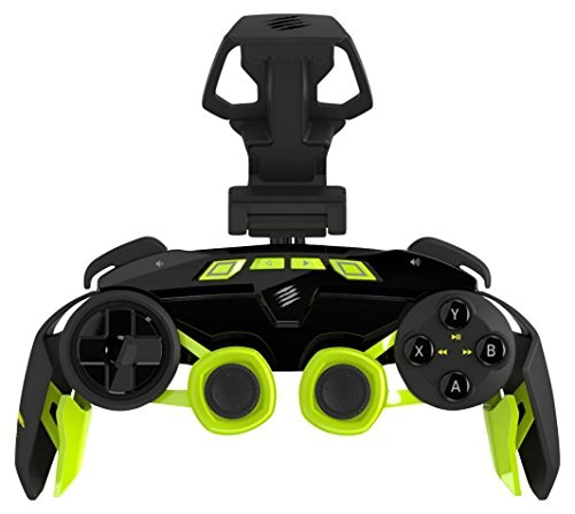 軽く入力つま先Mad Catz L.Y.N.X.3 Mobile Wireless Controller with Bluetooth Technology for Android Smartphones and Tablets and PC by Mad Catz [並行輸入品]