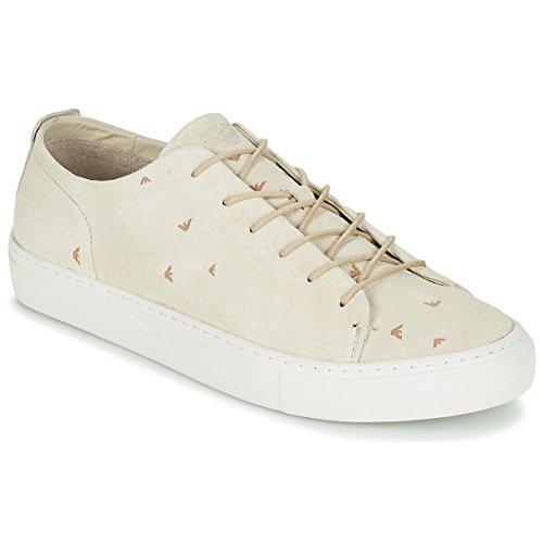 ARMANI JEANS ASORITA Sneakers heren Beige Lage sneakers