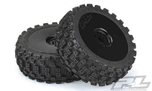 Proline Badlands MX M2 (medium) auf Felge schwarz v/h