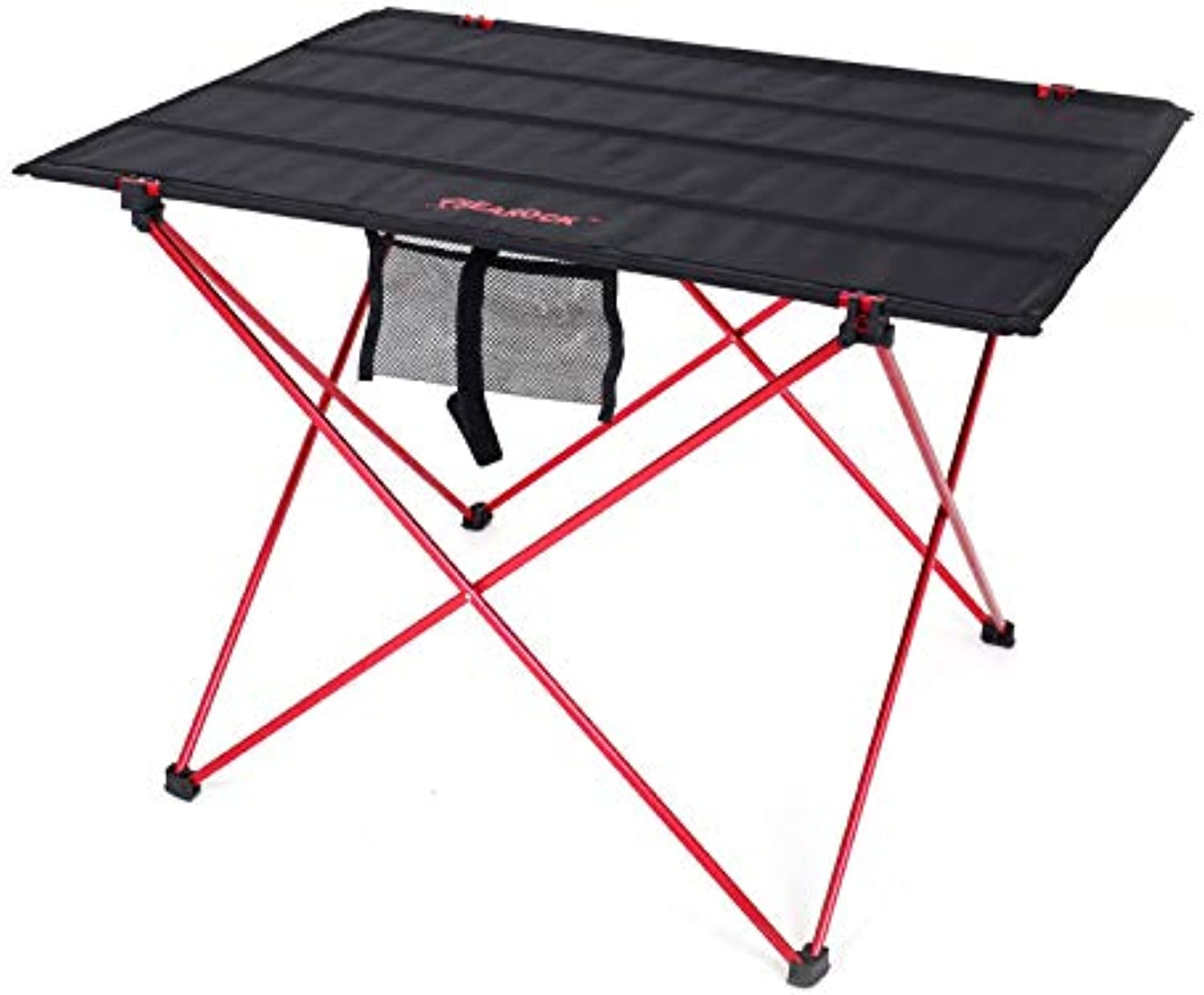 Folding Camping Picnic Table Portable Stool Chair Aluminum Lightweight with Carrying Bag for Hiking Beach Fishing Camping,C
