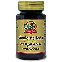Diente de leon 500 mg. (ext. seco) 100 comprimidos.