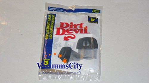 Best dirt devil canister vac