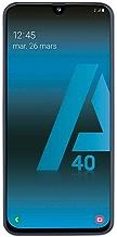 SAMSUNG GALAXY A40 - Smartphone portable débloqué 4G (Ecran: 5, 9 pouces - 64 Go - Double Nano-SIM - Android) - Blanc - Version Française