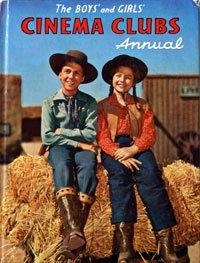 Boys and Girls Cinema Clubs Annual 1953