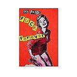 SHXI Vintage-Poster, Punk, Musik, Sex Pistols Forever,