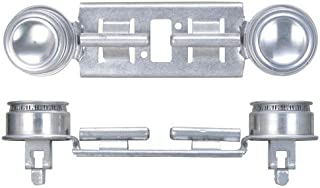 Endurance Pro WB29K17/WB16K10026 Gas Range Double Burner Assembly Replacement for GE