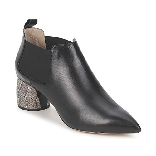 Marc Jacobs Equatore Botines/Low Boots Mujeres Negro - 36 1/2 - Low Boots Shoes