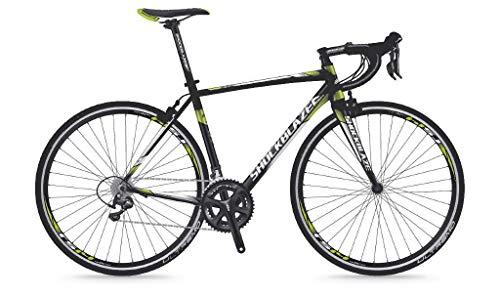 Shockblaze S9 SL Sora 28' Bicicleta de Carretera Road Bike 560 mm Negro Mate