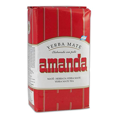 Yerba Mate Amanda 3x1 KG = 3KG