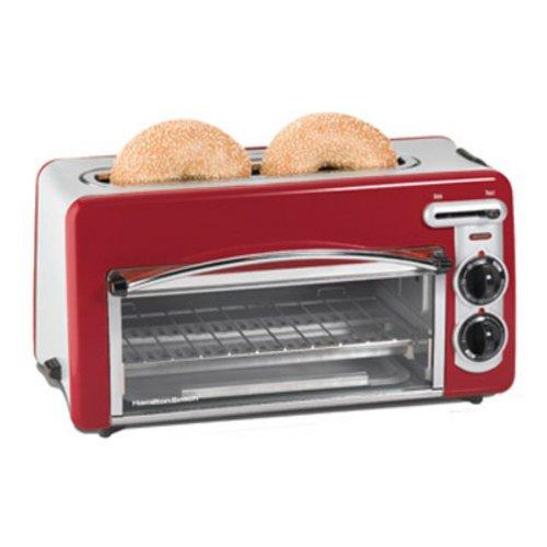 Hamilton Beach Toastation 2-Slice Toaster and Mini Oven