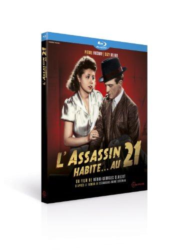 L'Assassin habite... au 21 [Francia] [Blu-ray]