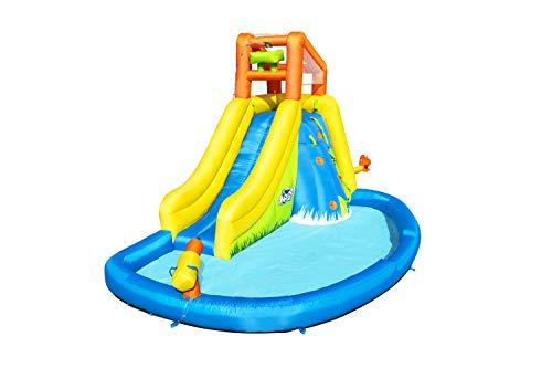 Bestway - H2OGO! Mount Splashmore Kids Inflatable Water Park -  53346E