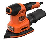 BLACK+DECKER BEW200-QS Multilevigatrice 4-in-1, 200 W, 200 V