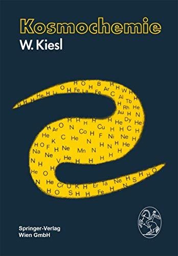 Kosmochemie (German Edition)