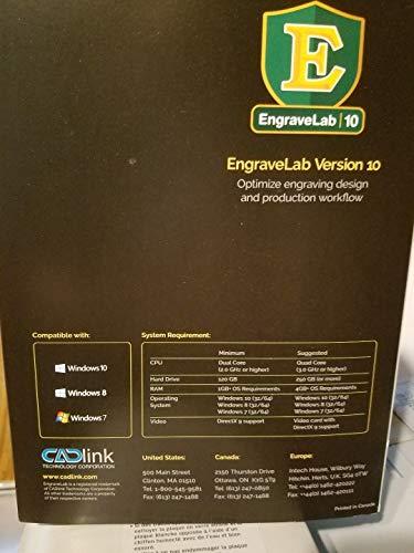 Engravelab Foundation Software for Roland Engravers V10