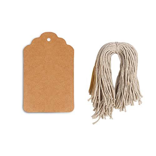 Etiqueta Con Cuerda  marca Obling