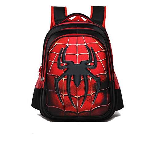 2019 3D 3-6 Year Old School Bags For Boys Waterproof Backpacks Child Book Kids Shoulder Bag Knapsack 03 30X20X42CM