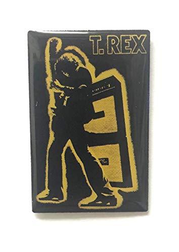 T.Rex – Marc Bolan – Pin insignia esmaltada – UK Company