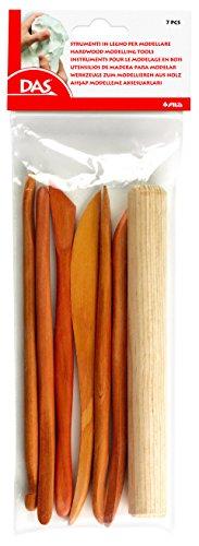 DAS attrezzi in legno per modellaggio