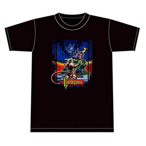 悪魔城ドラキュラ Vampire Killer Tシャツ Mサイズ