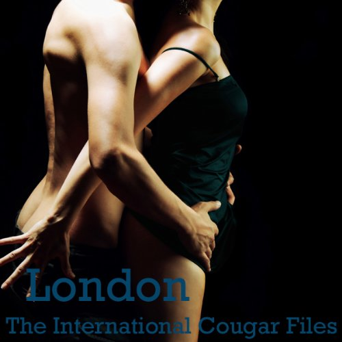 London: The International Cougar Files audiobook cover art