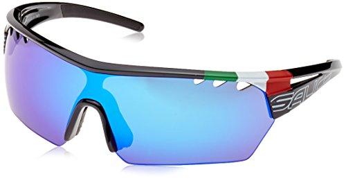 Salice 006ITA RW - Gafas de Ciclismo, Color Negro, Talla única