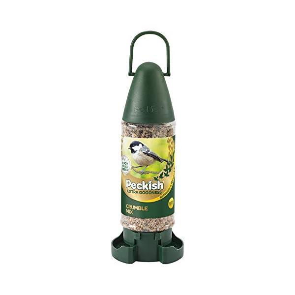 Peckish Extra Goodness Bird Food, Natural