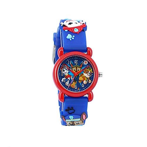 Reloj infantil de la Patrulla Canina en 3D para niños
