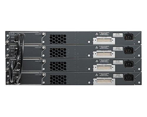 Cisco Catalyst WS-C2960X-24PS-L 24 Port Ethernet Switch with 370 Watt PoE
