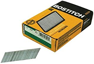 BOSTITCH FN1520-1M 1-1/4-Inch 15-Gauge FN Style Angled Finish Nails, 1000-Qty.