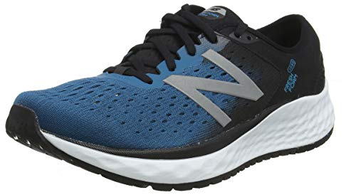 New Balance Fresh Foam 1080v9, Zapatillas de Running Hombre, Azul (Deep Ozone Blue/Dark Neptune/Black), 50 EU