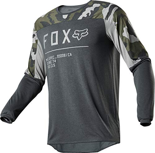 Fox Legion Dr Gain Jersey Camo Xl