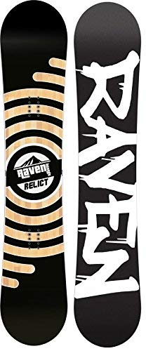 RAVEN Snowboard Relict Rocker 2019 Länge: 162 Wide