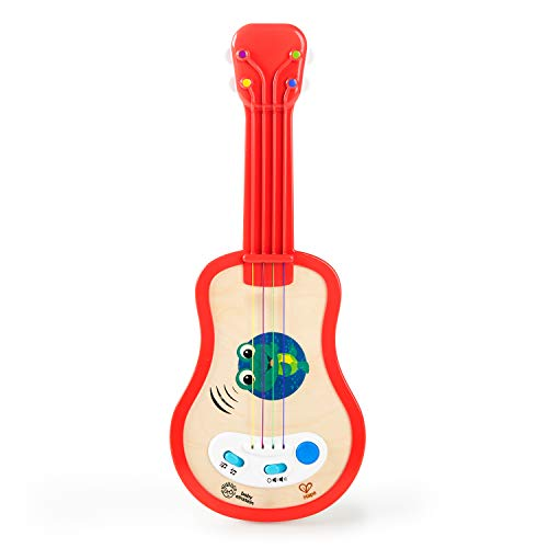 Baby Einstein Magic Touch Ukulele Wooden Musical Toy, Ages 12 months Plus