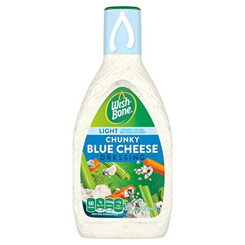 Wish-Bone Light Chunky Blue Cheese Dressing, 15 FL OZ