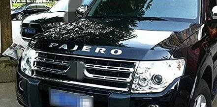 Autodily - Cromo XL Grande 700mm X 50mm Montero Capó Placa