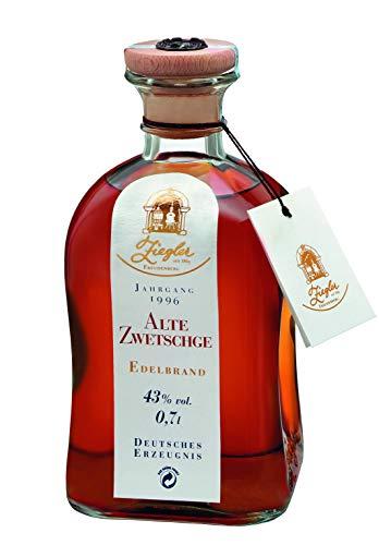 Ziegler Alte Zwetschge Obstbrände (1 x 0.7 l)