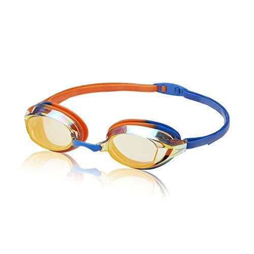 Speedo Unisex-Adult Swim Goggles Vanquisher Extended View