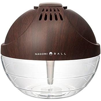 空気洗浄機「NAGOMI」 ダークブラウン KS-1434DB