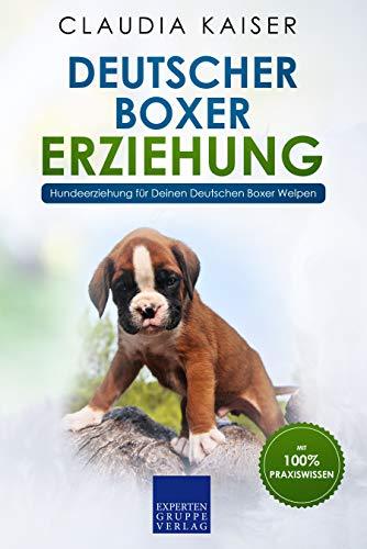 Deutscher Boxer Erziehung: Hundeerziehung für Deinen Deutschen Boxer Welpen
