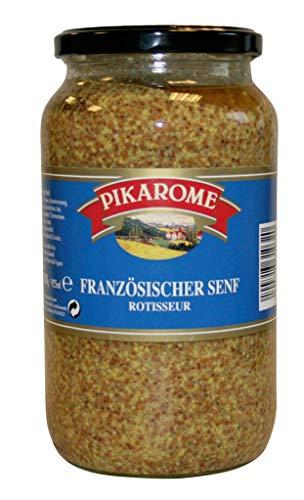 Pikarome - Französischer Senf Rotisseur körnig - 925ml