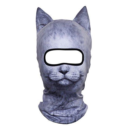 AXBXCX Animal Full Face Mask