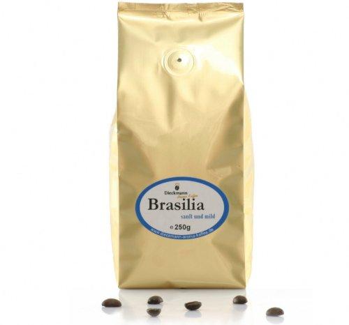 Brasil Kaffee - sanft und mild, 250g