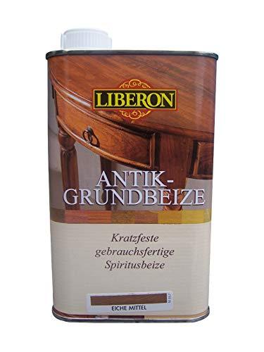 2 x 500 ml LIBERON Antik-Grundbeize flüssig Antikbeize (Eiche Mittel)